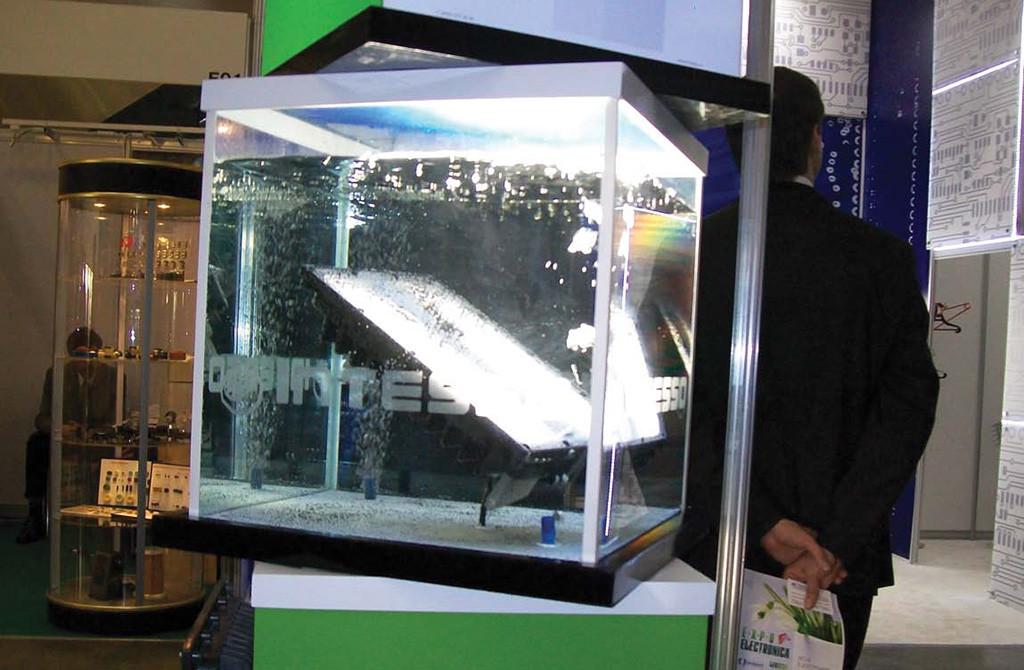 Россия на Light Building 2012. Широкий ассортимент продукции компании «Интессо» был представлен на выставке