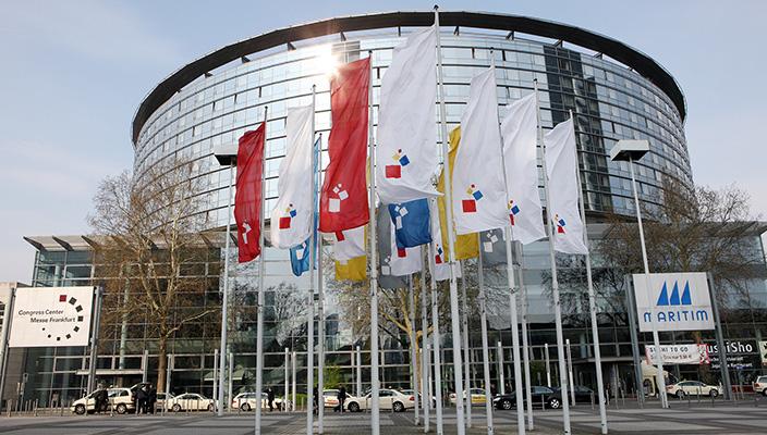 Выставочный комплекс Messe Frankfurt
