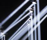 Световое шоу из 16 квадрокоптеров