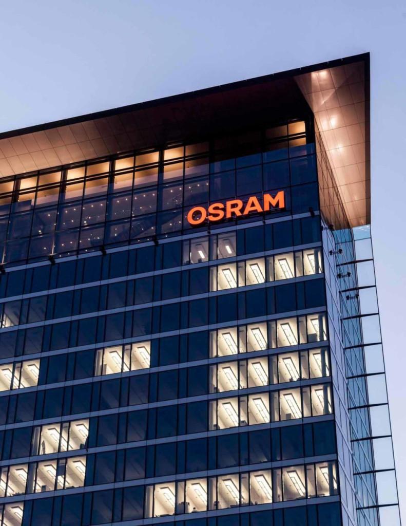 Компания Osram
