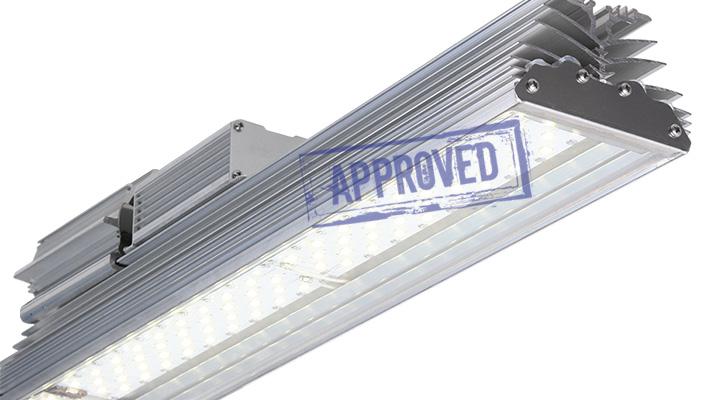 Светодиодный уличный светильник Quantum-90-1-MA от НПФ Квантум