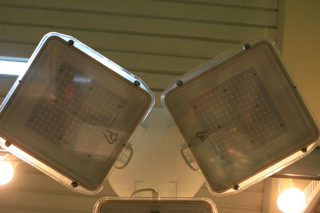 Светодиодные светильники без вторичной оптики