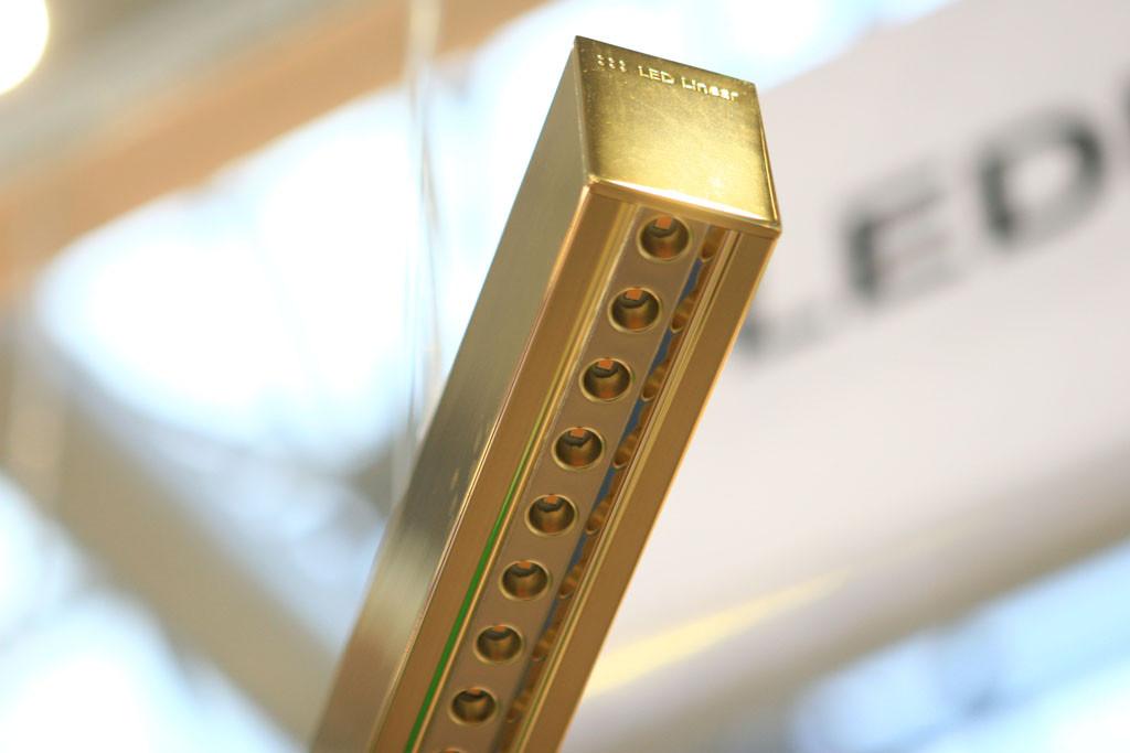 Светодиодный светильник для акцентного освещения