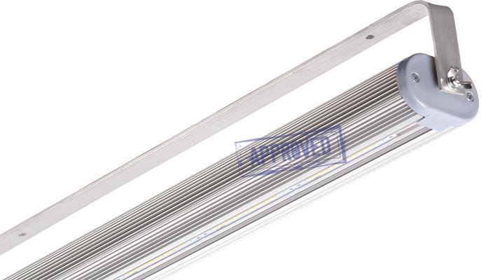 Светодиодный промышленный светильник Gamma-60 от Аксиома Электрика