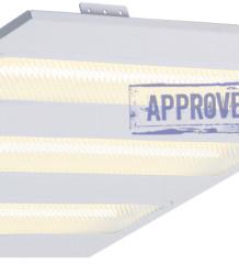 Светодиодный офисный светильник XLD-CL30-418-S от Икслайт