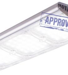 UniLED 120W-S (LUX) — испытания светодиодного уличного светильника от LuxON