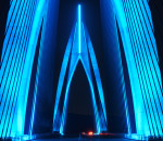 Philips Lighting осветила «Инженерное чудо Африки»