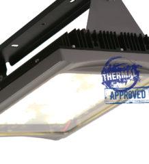 Результаты испытаний светодиодного промышленного светильника XLD-FL90-WHS-220-030-04 от Икслайт
