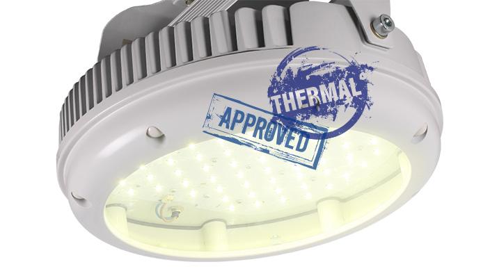 Результаты испытаний светильника GALAD Иллюминатор LED-160