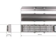 Чертежные виды ПРОМ LED3 60-A/1.6-43-315-СК-0-1