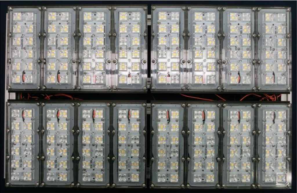 Cree представило готовое решение для замены 1кВт натриевой лампы для выращивания растений