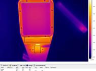 Вид снизу. Термография GALAD Победа LED-100-ШБ1/К50