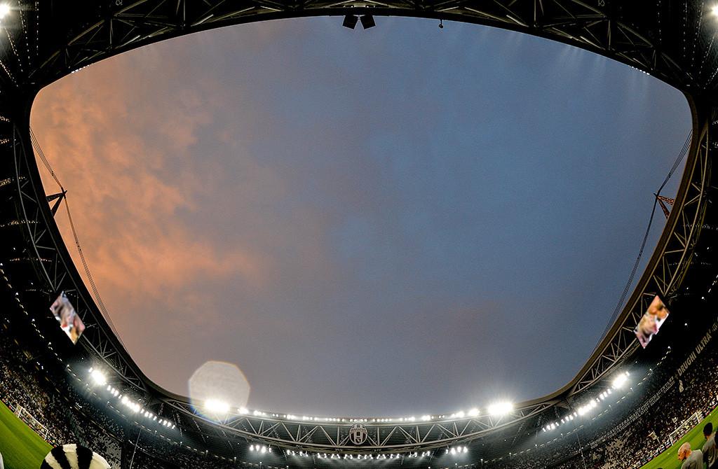 Philips ArenaVision LED: незабываемое световое шоу для фанатов Ювентуса