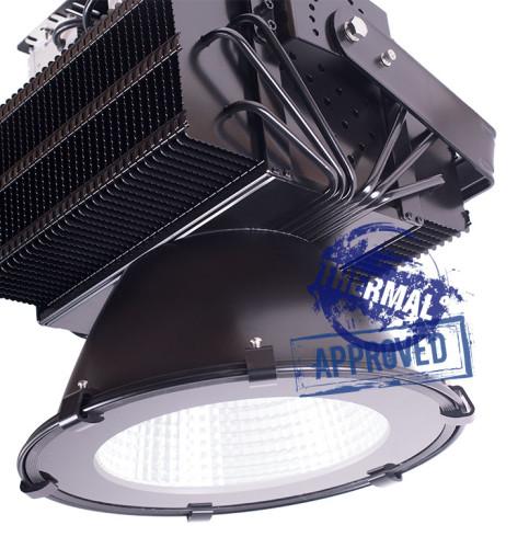 XLD-HB500 от Икслайт: результаты испытаний промышленного светильника