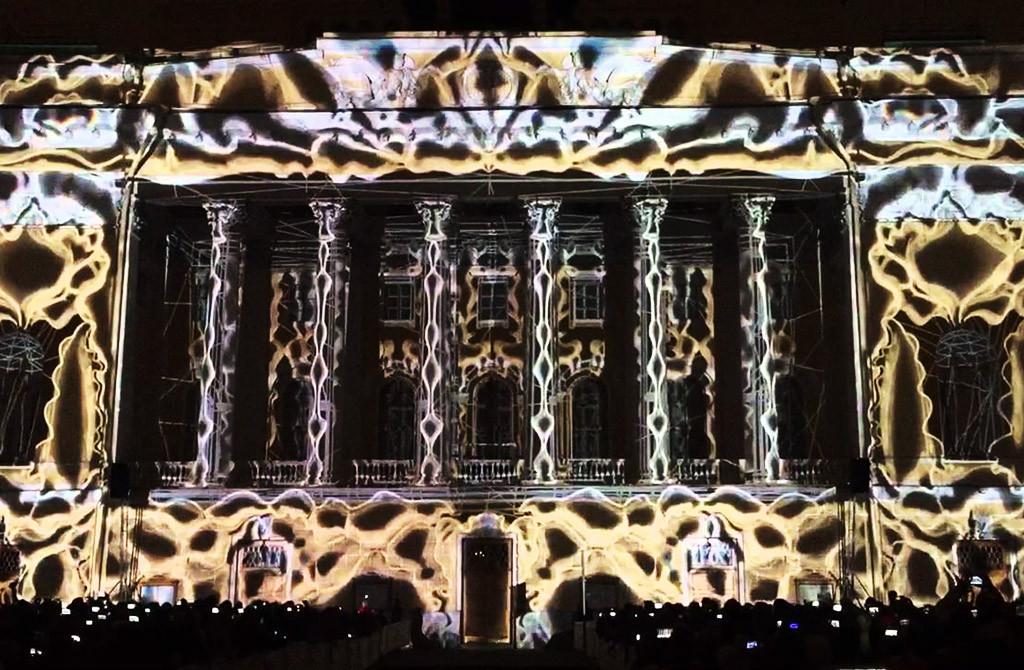 Фестиваль света в Санкт-Петербурге — 2106