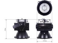 Чертежные виды XLD-HB500