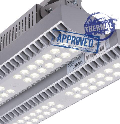 HB LED 150 D60 5000K: результаты испытаний светильника