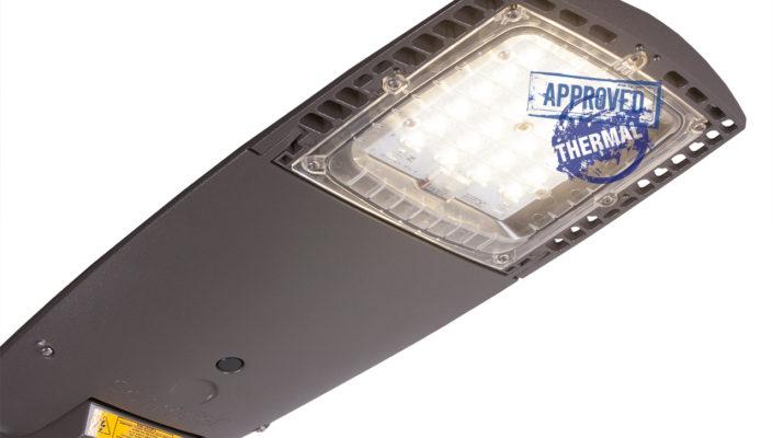Schreder AXIA2: результаты испытаний уличного светильника