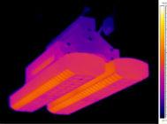 Термография HB LED 150 D60 5000K, общий вид