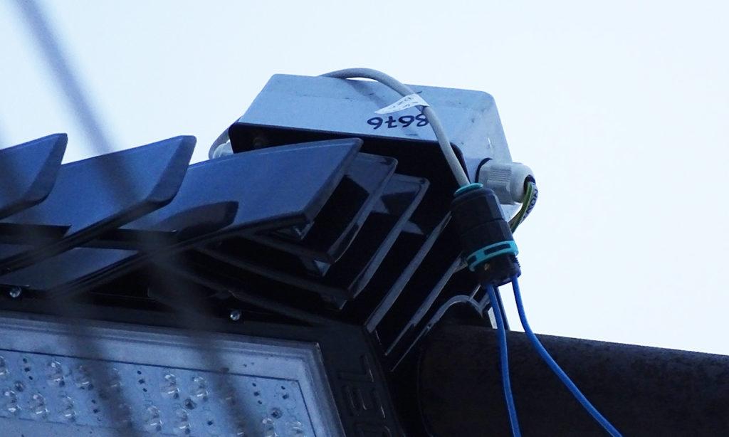 Монтаж светильников LEDEL в Петрозаводске