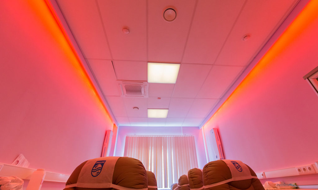 Системы освещения Philips Lighting в перинатальном центре Кулакова
