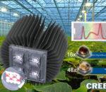 Новые Cree XLamp® XQ-E и XP-E High Efficiency (HE) Photo Red LEDs