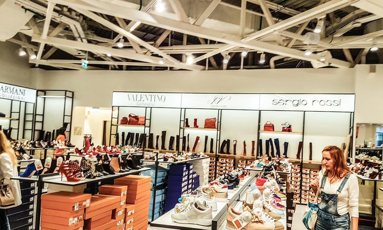 72fe94ed Освещение ЦУМ-Дисконтов: новые магазины получили революционный свет