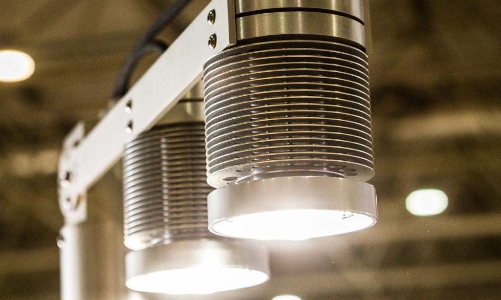 Сверхкомпактные светильники на COB