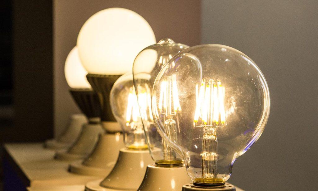 ...и внешней схожести с лампами накаливания