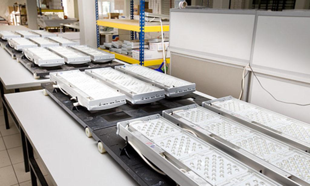 Светильники общепромышленного освещения AtomSvet®Plant NEO и тепличные светильники AtomSvet®BIO 180