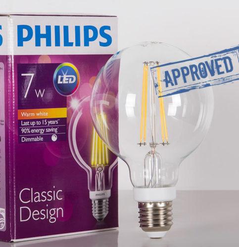 Philips Classic 7W-E27