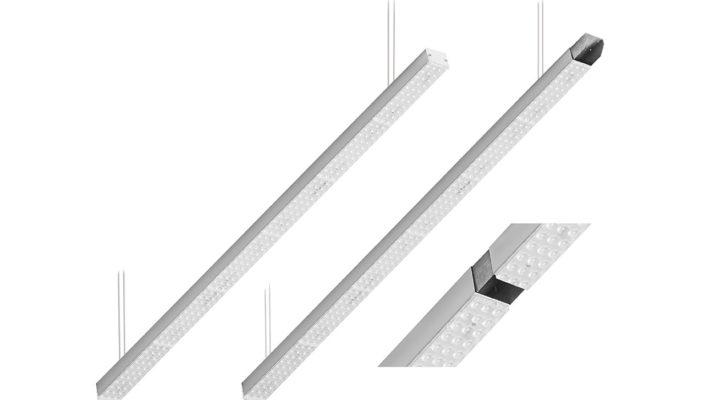 VOLGA IP20: модифицированная серия линейных светильников от Центрстройсвет