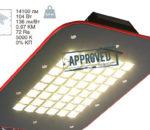 KEDR LE-СKУ-22-100: лучше меньше да больше. Обзор светодиодного уличного светильника от ЛЕД Эффект