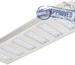 PANORAMA 180 от Аксиома Электрика: результаты испытаний светодиодного промышленного светильника