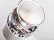 Вид оптической части и системы теплоотвода светильника Philips StyliD ST740T LED39S 827