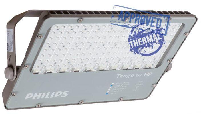 Philips Tango G2 HP: результаты испытаний светодиодного прожектора