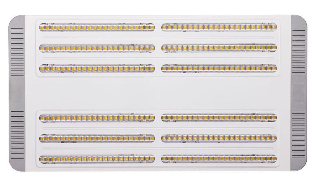 Вид со стороны оптической части Philips GreenUp Highbay