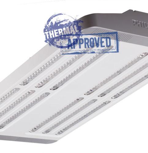 Philips GreenUp Highbay: результаты испытаний светодиодного промышленного светильника