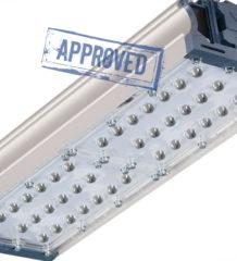TL-PROM 100 PR PLUS K от Технологии Света: результаты испытаний светодиодного промышленного светильника