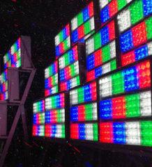 Решения для архитектурных и ландшафтных светильников на DMX контроллерах от компании MOONS'
