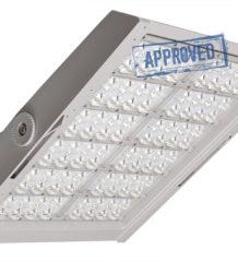 Square PRO 96/3 А45/М-957-94 от Performance in Lighting: результаты испытаний светодиодного спортивного прожектора
