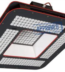 LE-СБУ-32-900-1329-67Х от ЛЕД-Эффект: результаты испытаний светодиодного прожектора