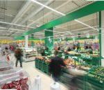Освещение гипермаркета: «АШАН» переходит на светодиодное освещение
