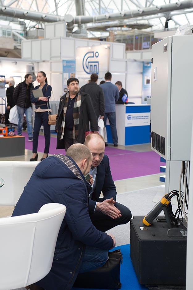 Международная выставка Электро 2017. Итоги