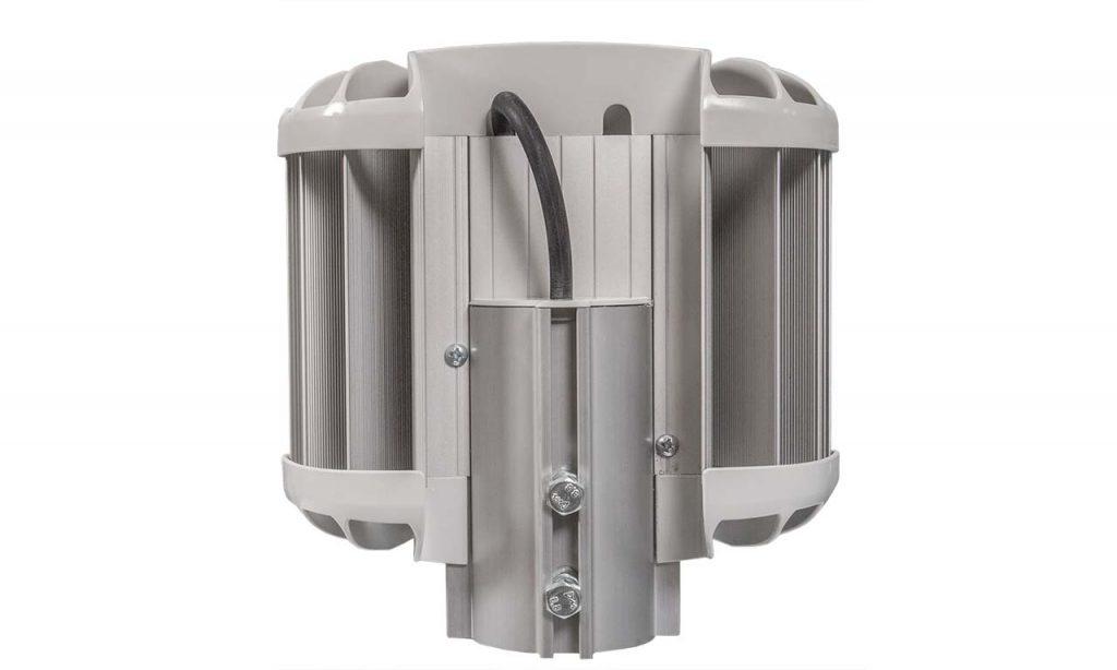 Вид с тыльной стороны LuxON LED UniLED ECO-MS 35W