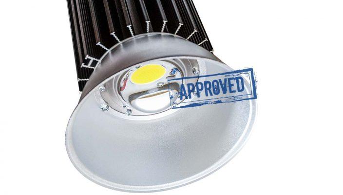 ПромЛед ПРОФИ v2.0-110 Cree: результаты испытаний светодиодного промышленного светильника