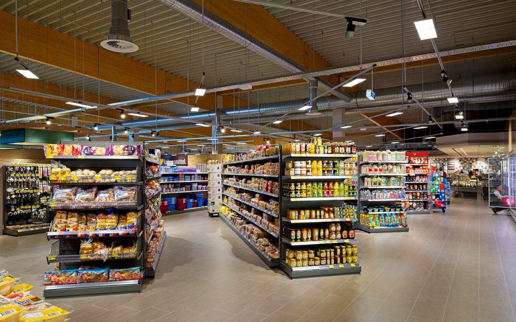 Philips StoreSet: трековые решения для ритейла
