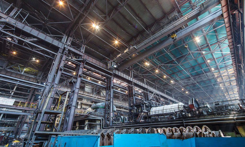 Освещение на трех предприятиях Металлоинвеста стало на 70% энергоэффективнее