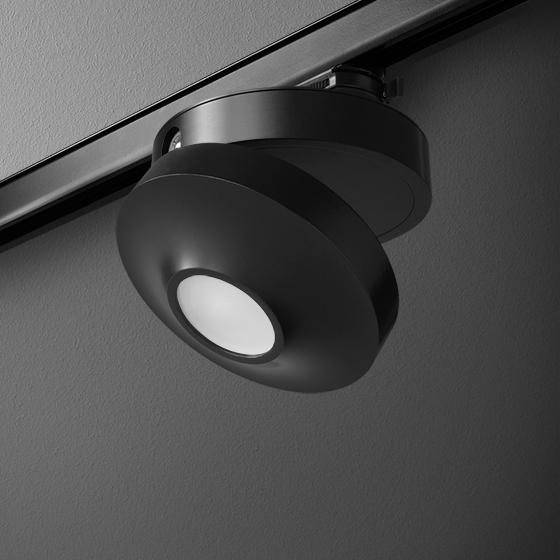 Дизайнерский трековый светильник серии AQLED
