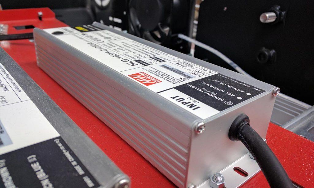 Мощный светодиодный прожектор HORIZON от Аксиома Электрика